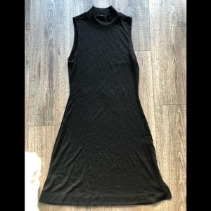 Sleeveless Wilfred sweater dress